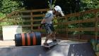 Overnight Skateboard Camp