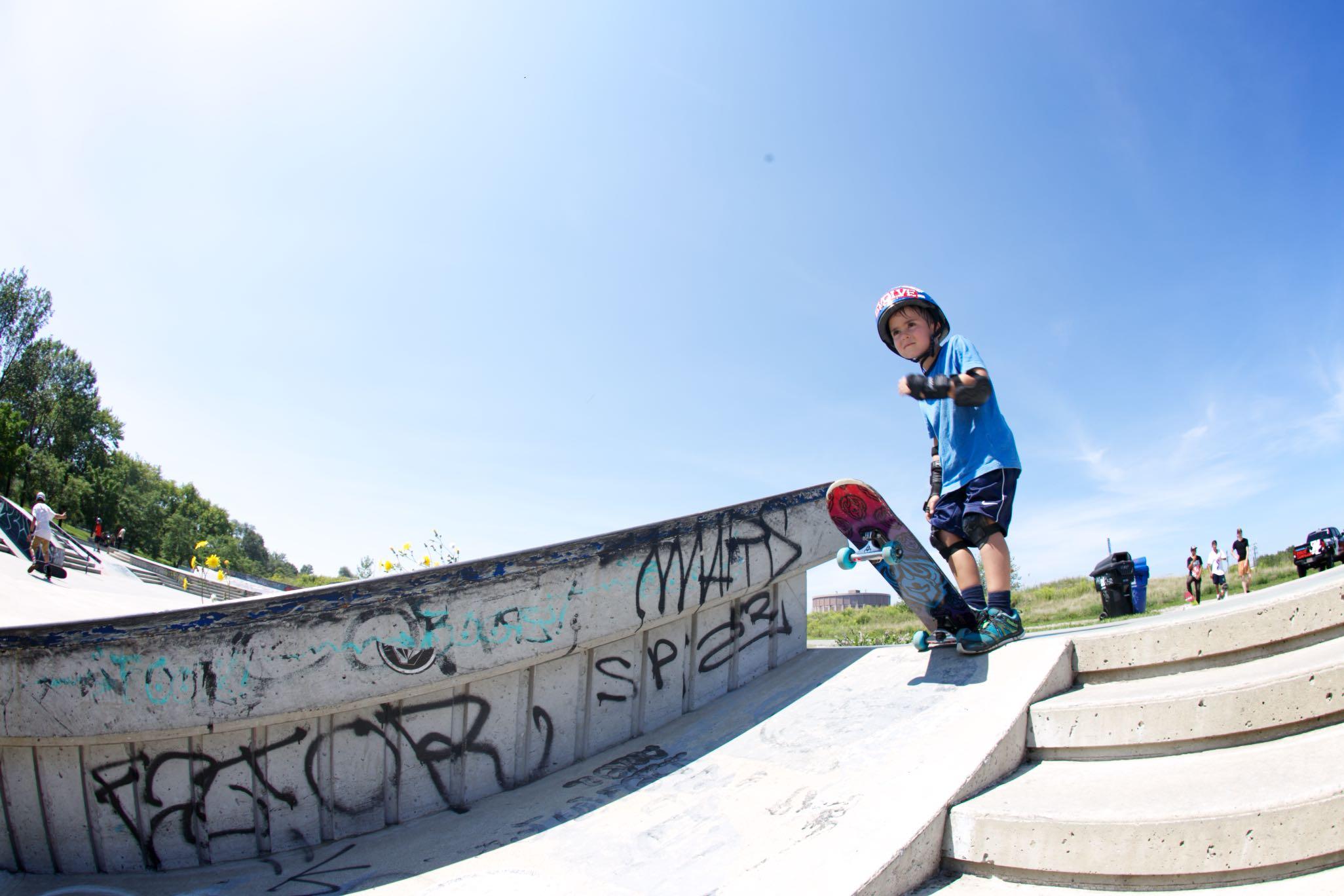 Whistler Skateboard Shop