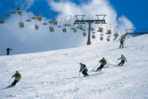 Ski Resorts Opening Dates