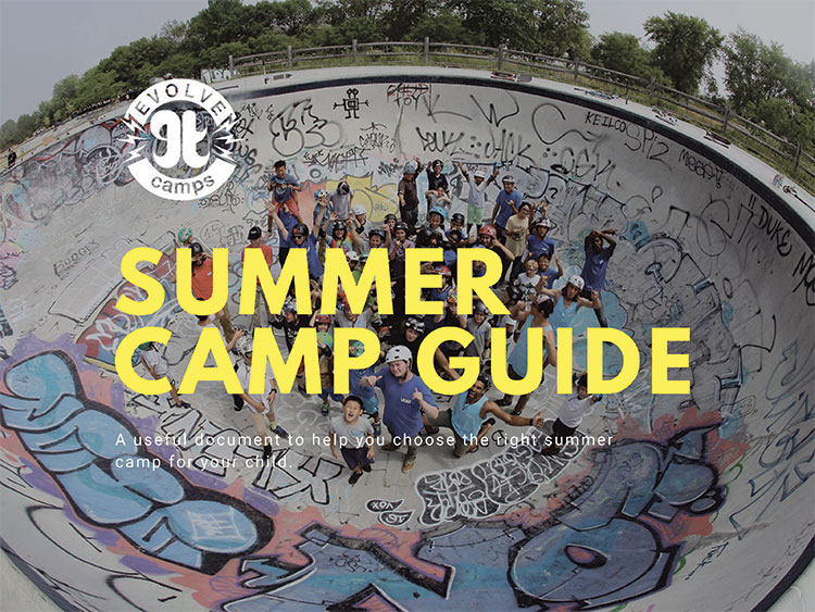 Evolve Camps - Camp Planning Guide