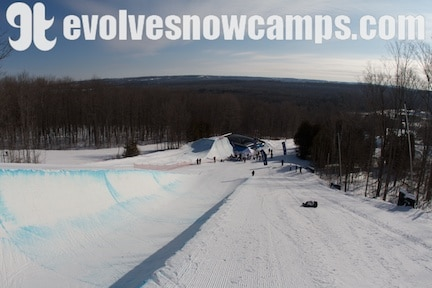 evolve snow camps  1