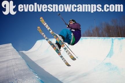 evolve snow camps  3