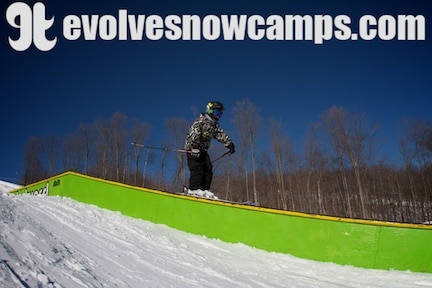 evolve snow camps  4