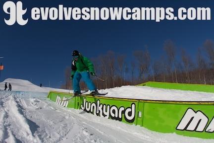 evolve snow camps  5
