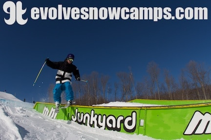 evolve snow camps  6