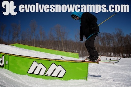 evolve snow camps  8