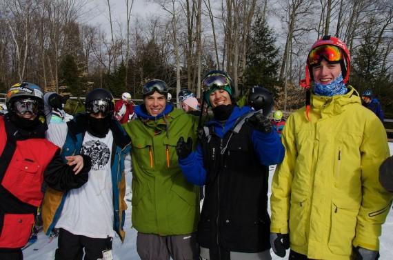 Evolve Snow Camps Brady Perron Armada Skis