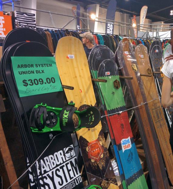 Toronto Snow Show. Toronto. Ski. Snowboard. Mississauga. Event. Sale. Swap