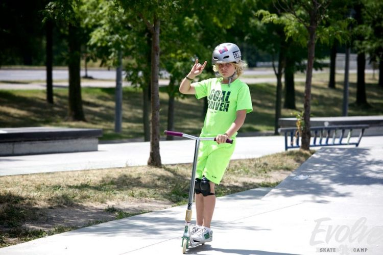 Skate and Scooter Camp 2015 – Week 5 Day 3