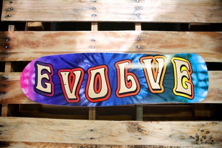 Get your gear at Evolve Skate Shop!