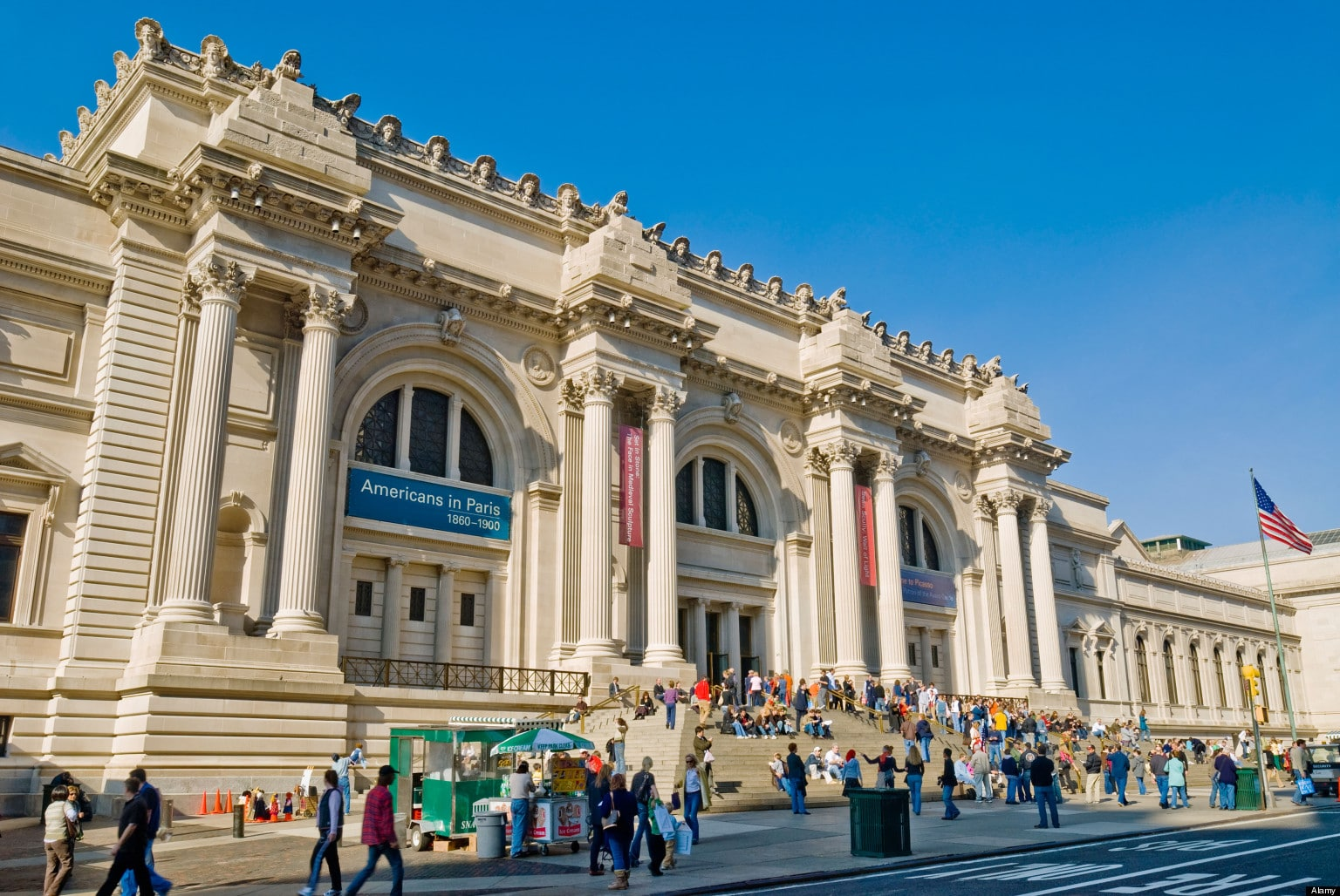 a trip to the metropolitan museum of arts