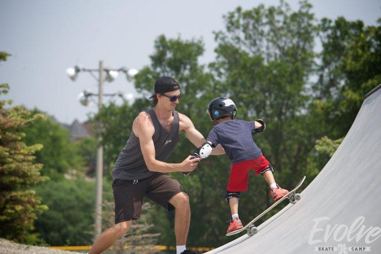 Edmonton Skateboard & Scooter Camp – Evolve Camps