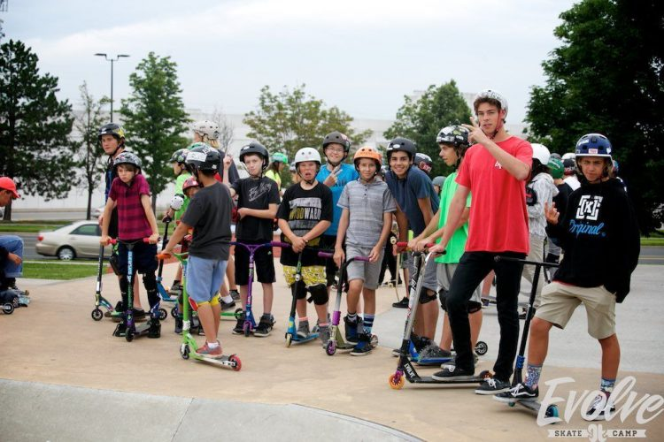 May Skateboard and Scooter Lessons Start This Weekend!
