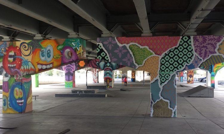 Skatepark Spotlight: Underpass Skatepark