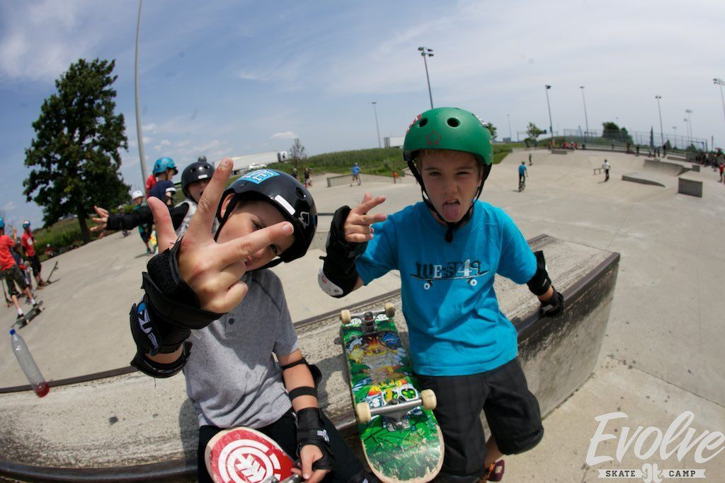 may skateboard lessons