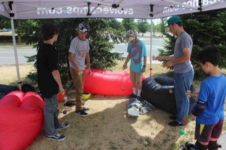 evolve summer camp