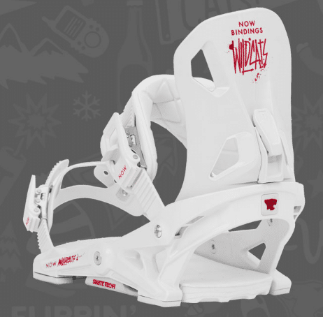2016/2017 NOW Limited Edition Wildcat Binding