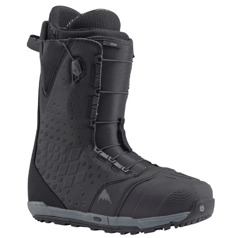 All Black 2016/2017 Burton Ion Snowboard Boot