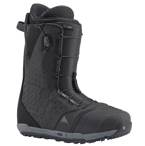 All Black 2016/2017 Burton Ion Snowboard Boot