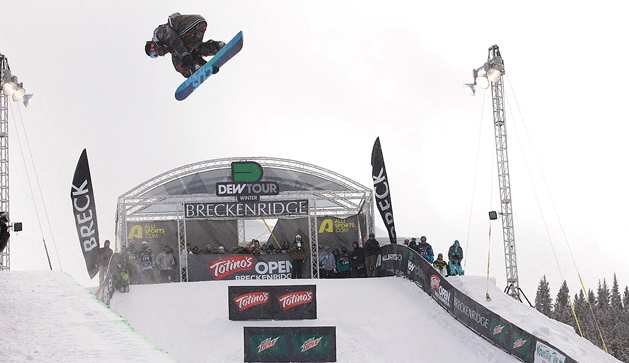 Dew Tour Updates From Danny Davis