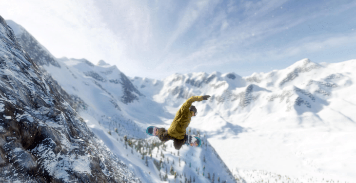 Mark McMorris' Infinite Air Now Available on PlayStation®4, Xbox One and PC