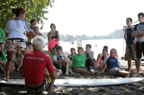 Things You'll Learn At Evolve Surf Camp