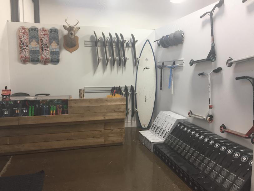 Evolve Scooter Shop