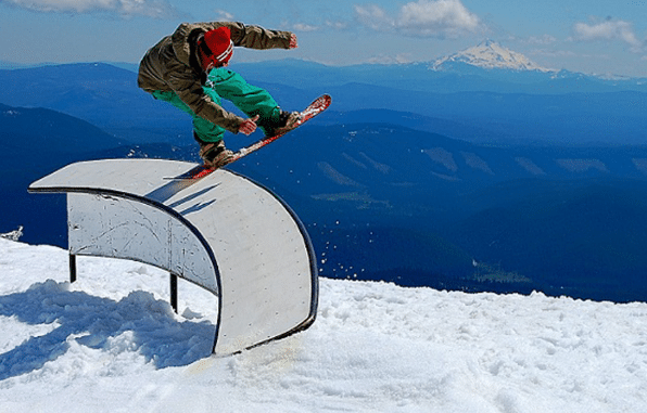 Ski and Snowboard Clips to get you AMPED for CAMP