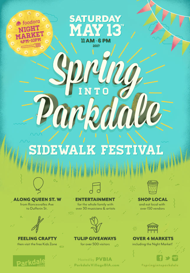Spring Into Parkdale