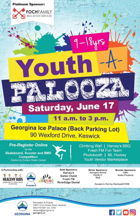 Youth A Palooza Keswick