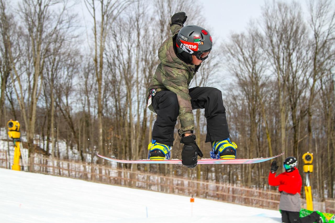 Evolve Snowboard 2021