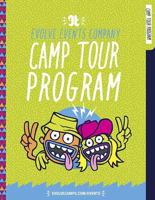 Summer Camp Tour Program