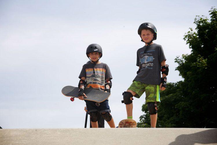Skateboard & Scooter Camp – Vancouver 2021