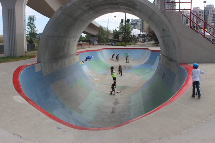 SUMMER IS COMING! Skateboard & Scooter Camp – Calgary 2021