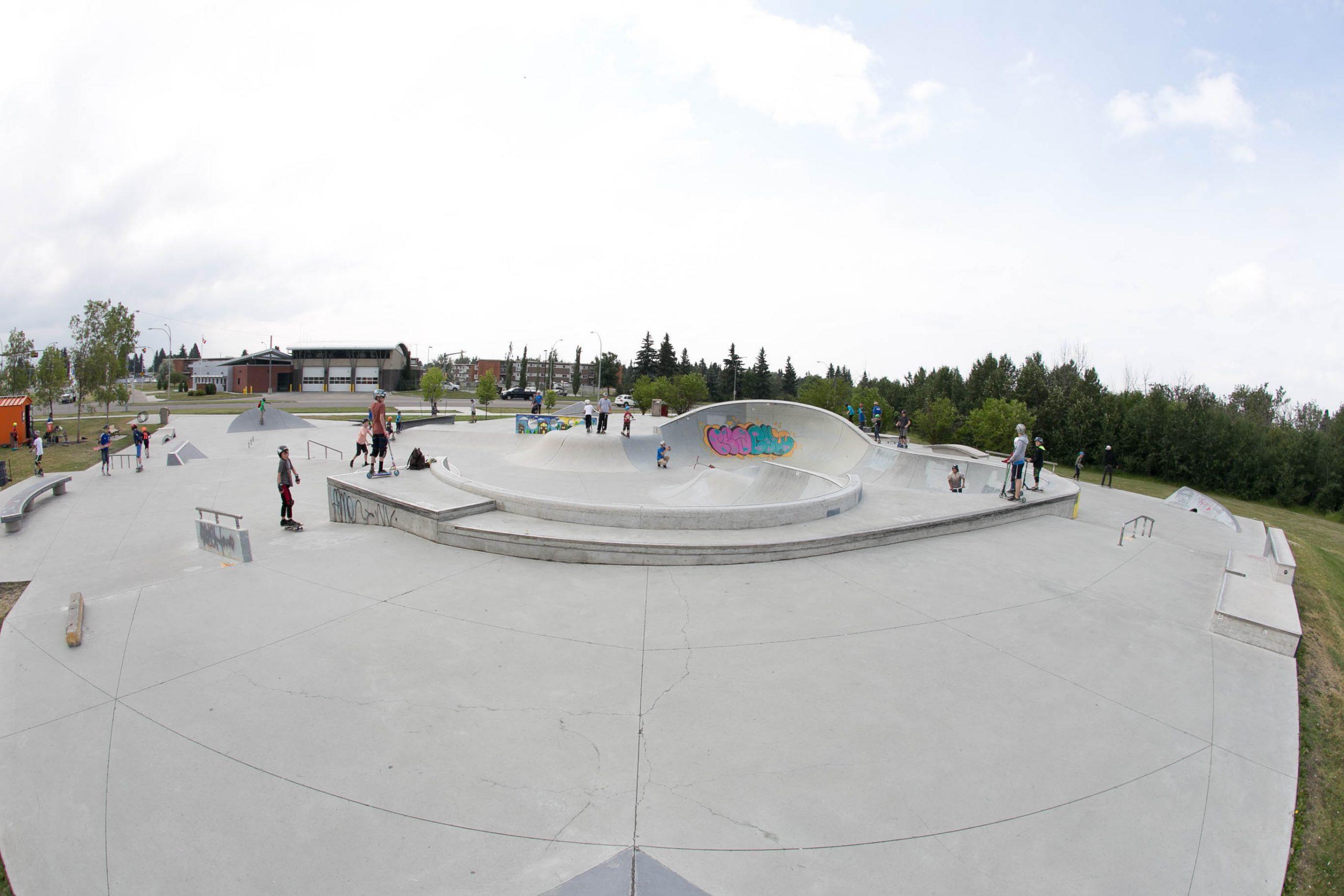 Capilano Skatepark
