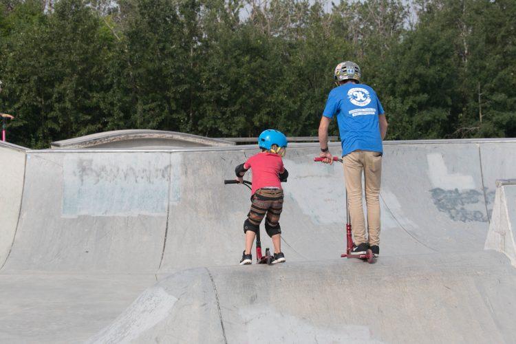 Callingwood Skate Plaza