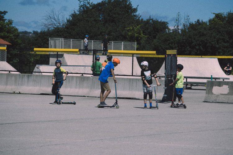 Richmond Green Skatepark