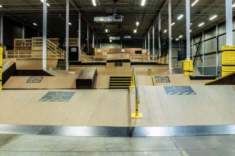 CJ's Skatepark