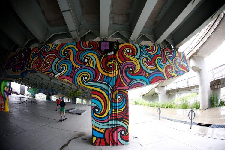 Underpass Skatepark Toronto