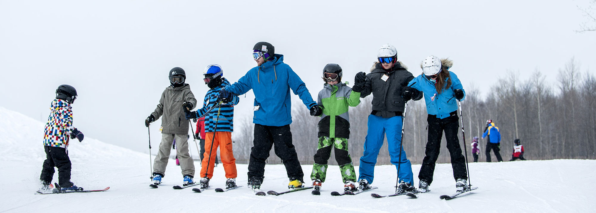 Evolve A.S.D. Skiing Lessons