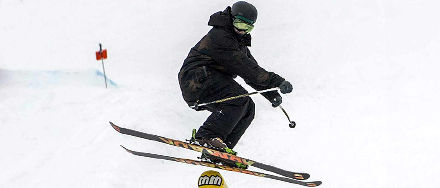 Freestyle Skiing Lessons