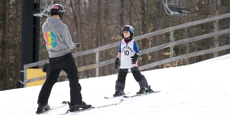 Evolve Ski Lessons