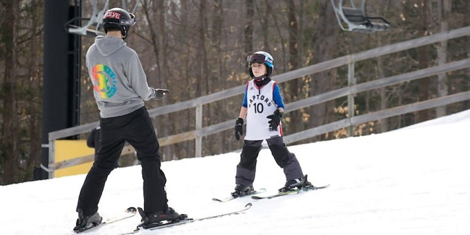 Evolve Skiing Lessons