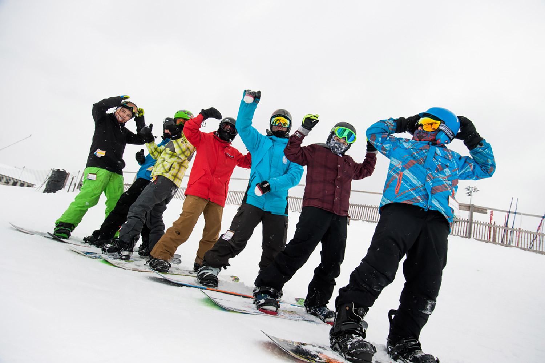 Evolve Snowboarding Lesson Programs