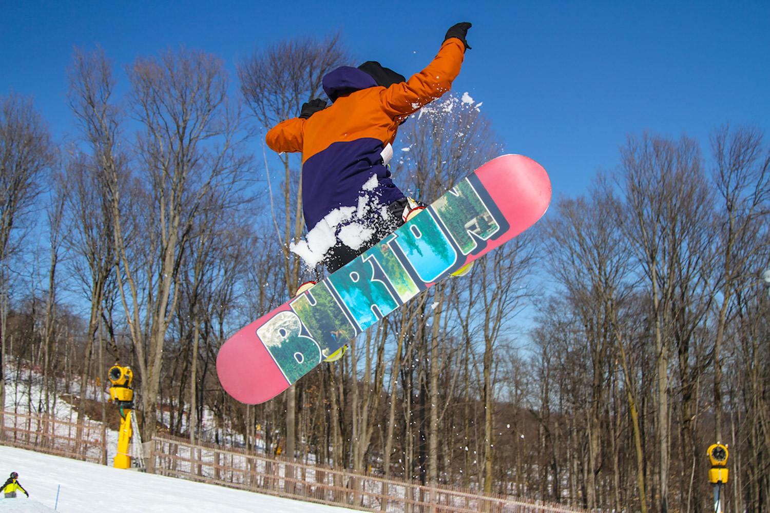 Freestyle Snowboarding Lessons