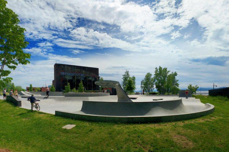 A_Dog Skatepark