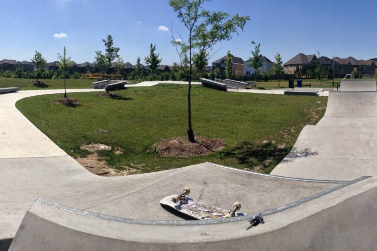 Marc Santi Blvd Skatepark (Carrville Mills)
