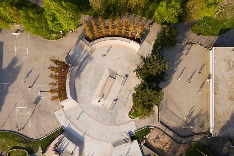 Peter Sullivan Skatepark (Ambleside Skatepark)