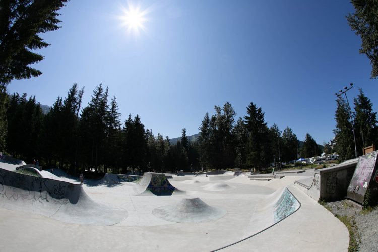 Whistler Skatepark