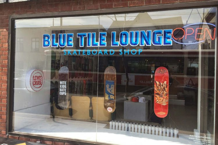 Blue Tile Lounge